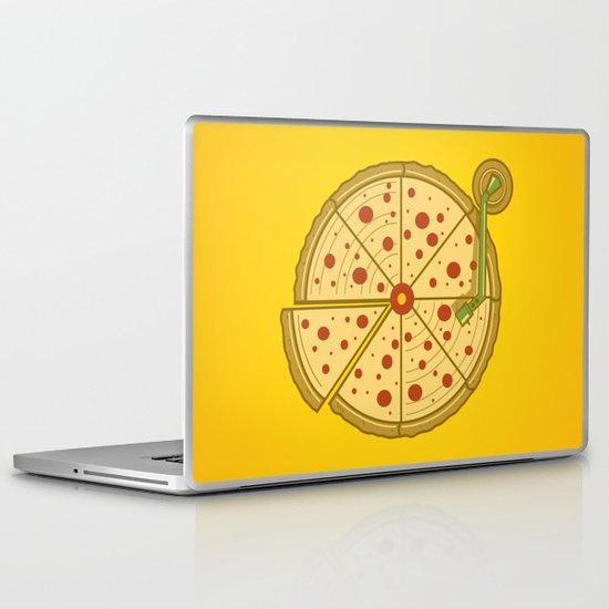 Pizza Vinyl Laptop & iPad Skin