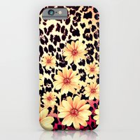 iPhone Cases featuring Wild Flowers - for Iphone by Simone Morana Cyla