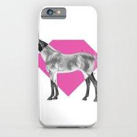 Horse Diamond iPhone 6 Slim Case