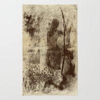 Paleo Warrior Rug