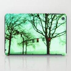 Green Fog iPad Case