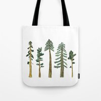 Be Beneath The Trees  Tote Bag