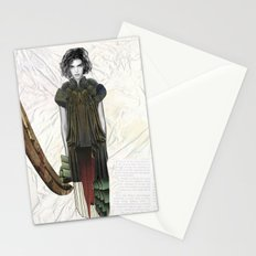 Curtain Stationery Cards