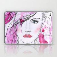 Charlotte Free Laptop & iPad Skin