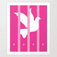 Prisoner of Hope Art Print