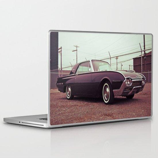 Classic and black Laptop & iPad Skin