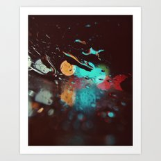 Night Visions Art Print