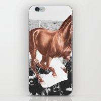 Death Rattle iPhone & iPod Skin