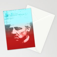 GODFATHER - Do I have your Loyalty? Stationery Cards