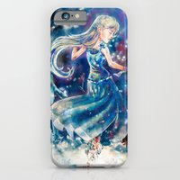 iPhone & iPod Case featuring Empty Blue by Enrico Guarnieri 'Ico-dY'