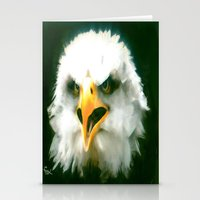 WAKE UP AMERICA !!! Stationery Cards