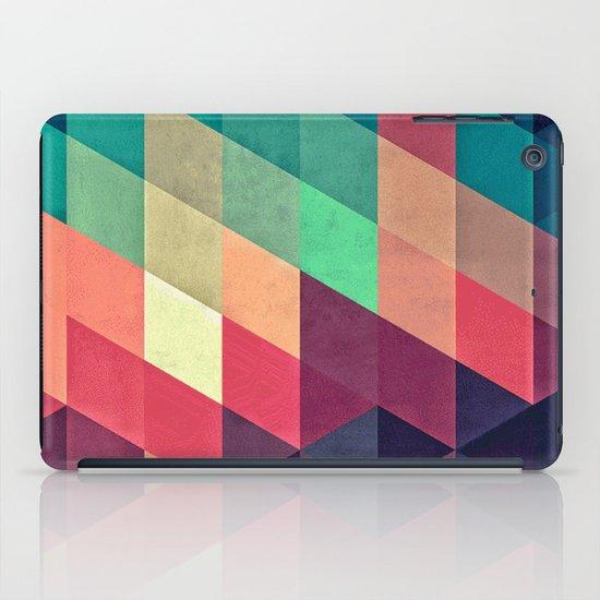 xy tyrquyss iPad Case