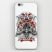 Buffalo Bill Lotion Poster iPhone & iPod Skin