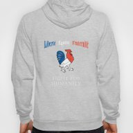 For The Victims Of Paris Hoody