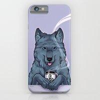 Tea Wolf iPhone 6 Slim Case