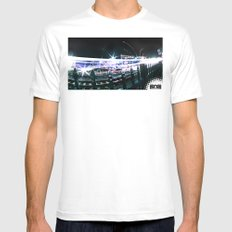 Sprint Mens Fitted Tee White SMALL