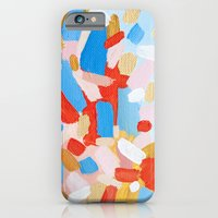 iPhone & iPod Case featuring Firecracker by Emily Rickard