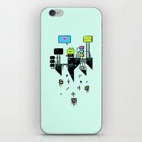 Kikkerstein iPhone & iPod Skin