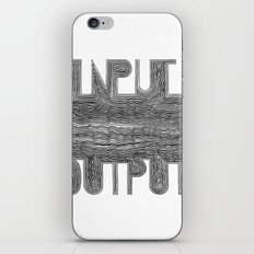 OutputInput iPhone & iPod Skin