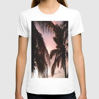 palm trees T-shirts featuring palm trees by NatalieBoBatalie