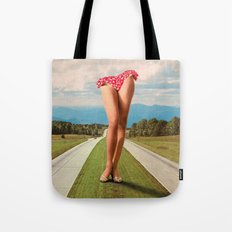 Stems Analog Tote Bag