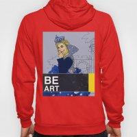 BE  ART Hoody