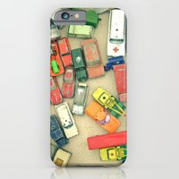 iPhone & iPod Case featuring Traffic Jam by Cassia Beck