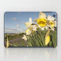Daffodils on the Moors  iPad Case