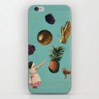 GOALS iPhone & iPod Skin