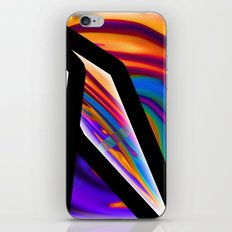 WHOOPS ONE OF THOSE FUNKY NIGHTS iPhone & iPod Skin