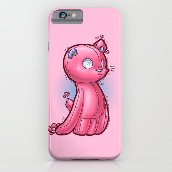 toycat iPhone & iPod Case