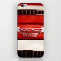 Austin Healey iPhone & iPod Skin