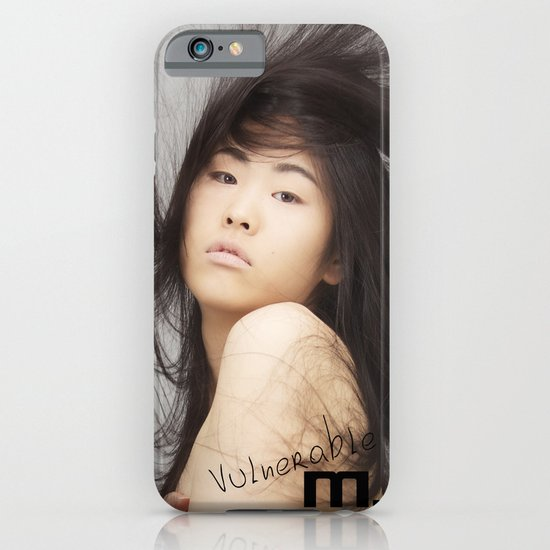 Vulnerable iPhone & iPod Case