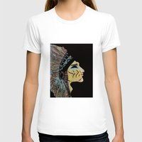 native american T-shirts featuring Native by Red Dust