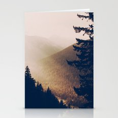 Sunrise In The Mountains… Stationery Cards