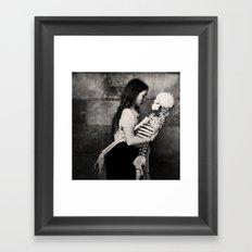 for ever more Framed Art Print