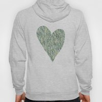 Teal Forest Hoody