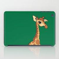 You're Having A Giraffe! iPad Case