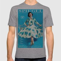 1958 Spring/Summer Spieg… Mens Fitted Tee Athletic Grey SMALL