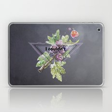 I couldn't give a Fig Laptop & iPad Skin