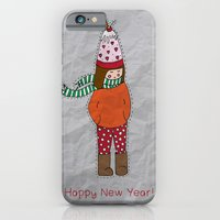 New Year Girl!  iPhone 6 Slim Case