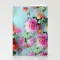 Smell The Roses Stationery Cards
