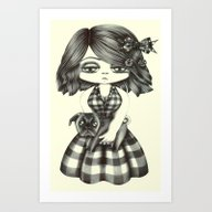 The Cutest Jelly Rolls Art Print