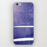 Avenue of escape iPhone & iPod Skin