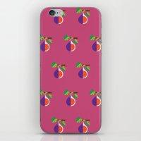 Fruit: Fig iPhone & iPod Skin