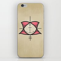 oise iPhone & iPod Skin
