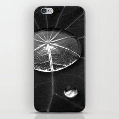 water drop XIV iPhone & iPod Skin