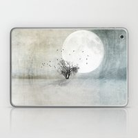 Only The Moon Knows Laptop & iPad Skin