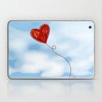 Elusive Heart Laptop & iPad Skin