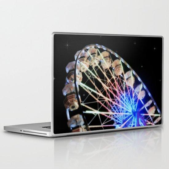 A Magical Evening Laptop & iPad Skin